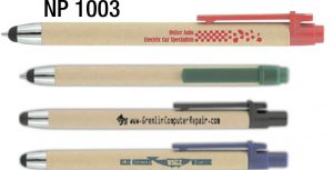 NP1003: The Eco Stylus Pen