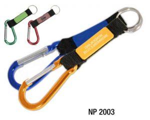 NP2003: Carabiner Key Ring