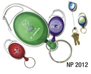 NP2012: The Retractable Key Ring