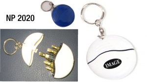 NP2020: Mini Screwdriver Kit Key Ring