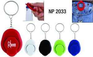 NP2033: Clip Opener Key Ring