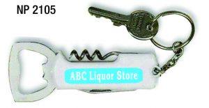 NP2105: Opener Knife Key Ring