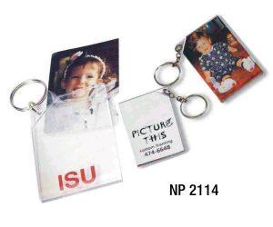 NP2114: Photo Key ring
