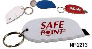 NP2213: Cutter Key Ring