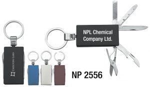 NP2556: Multi Function Knife Key Ring