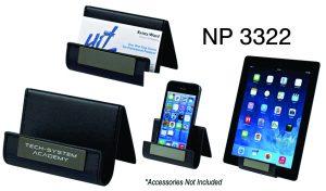 NP3322: Executive Card & Media Holder