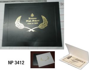NP3412: Certificate Holder