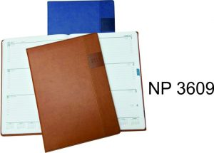 NP3609: Appointment Diary (leather cover)