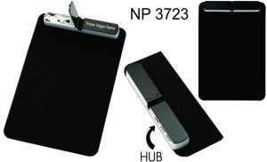 NP3723: Mouse Pad with Hub