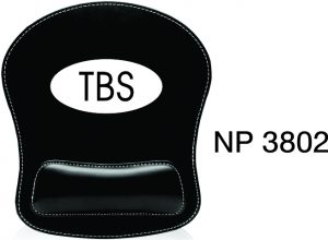 NP3802: Leatherette Mouse Pad