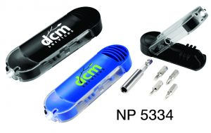 NP5334: Screwdriver Flashlight
