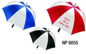 NP6055: 54in Arc Umbrella