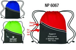 NP6067: Two Tone Backpack