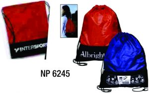 NP6245: Drawstring Backpack