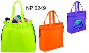 NP6249: Cinch Tote Bag