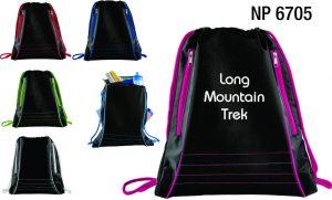 NP6705: Deluxe Drawstring Bag