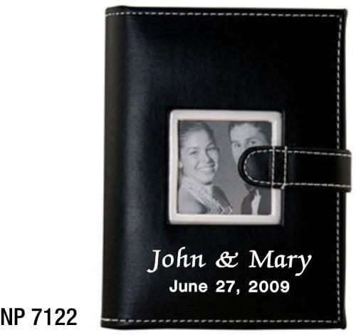NP7122: Photo Album with Strap