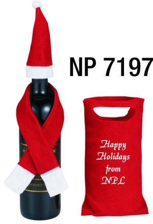 NP7197: Xmas Wine Set