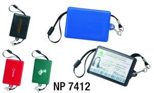 NP7412: ID / Badge Holder