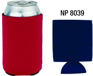 NP8039: Can Cooler (unprinted)