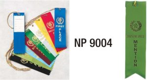 NP9004: Honourable Mention Ribbon (unprinted)