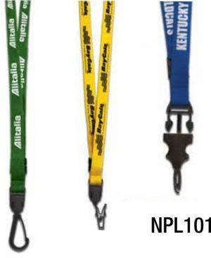 "NPL101: ¾"" X 18"" Lanyard"
