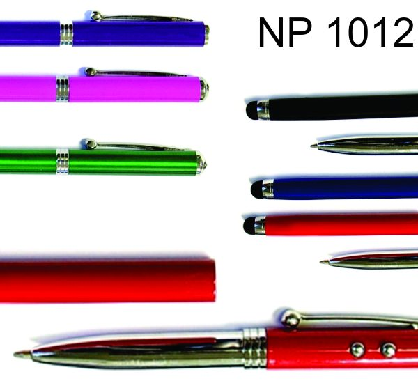 NP1012: Laser Pointer & LED Pen