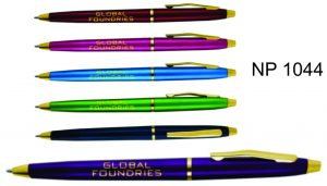 NP1044: Metallic Gold Accent Pen