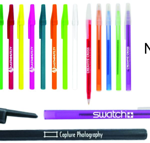 NP1045: The Coloured Stick Pen