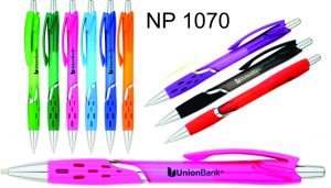NP1070: The Netted Grip Pen