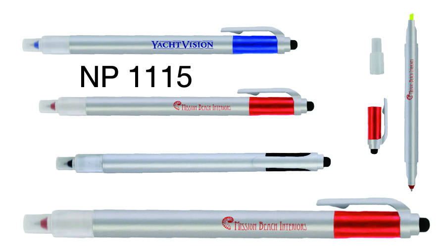 NP1115: The Pen Highlighter Stylus