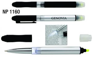 NP1160: 4 in 1 LED Pen