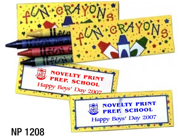 NP1208: Crayons