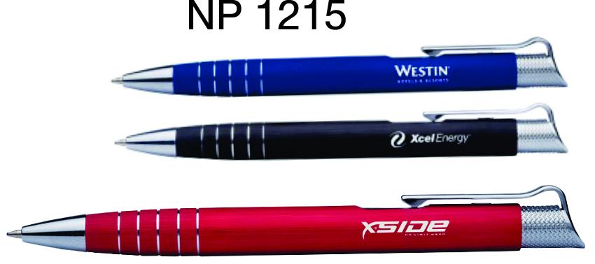 NP1215: The Executive Crown Top Pen