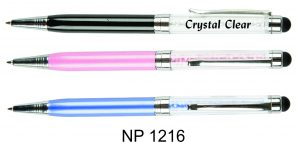 NP1216: The Crystal Stylus Pen
