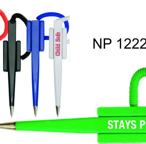 NP1222: Stick On Pen