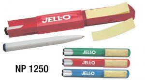 NP1250: The New Pen & Sticky Notes Set