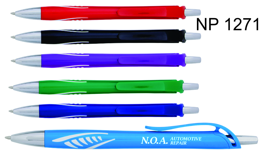 NP1271: The Art Grip Pen