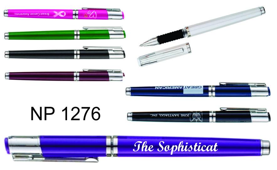 NP1276: The Cap Off Gel Pen