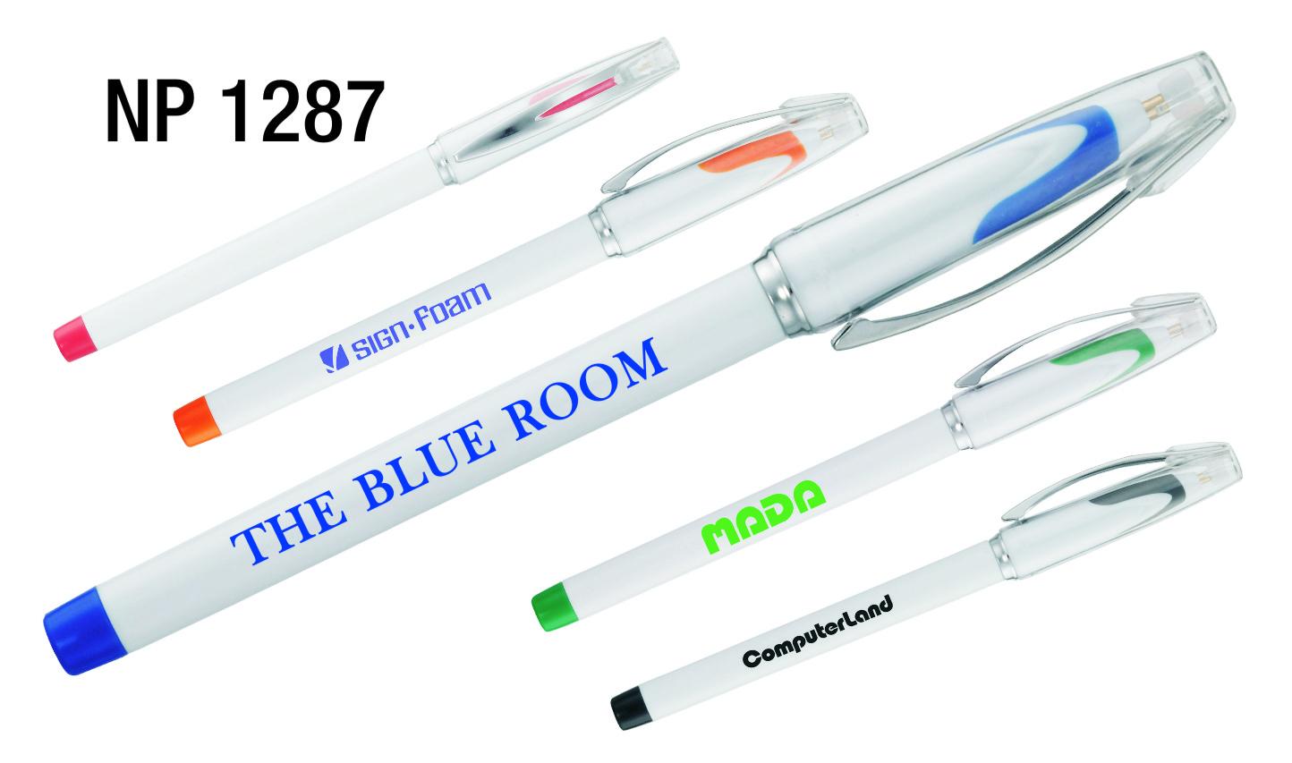 NP1287: The Cap Off Pen