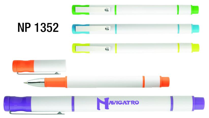 NP1352: The Cap Off Pen-Highlighter