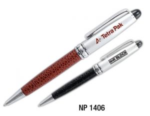 NP1406: The Leather Pen (unprinted)