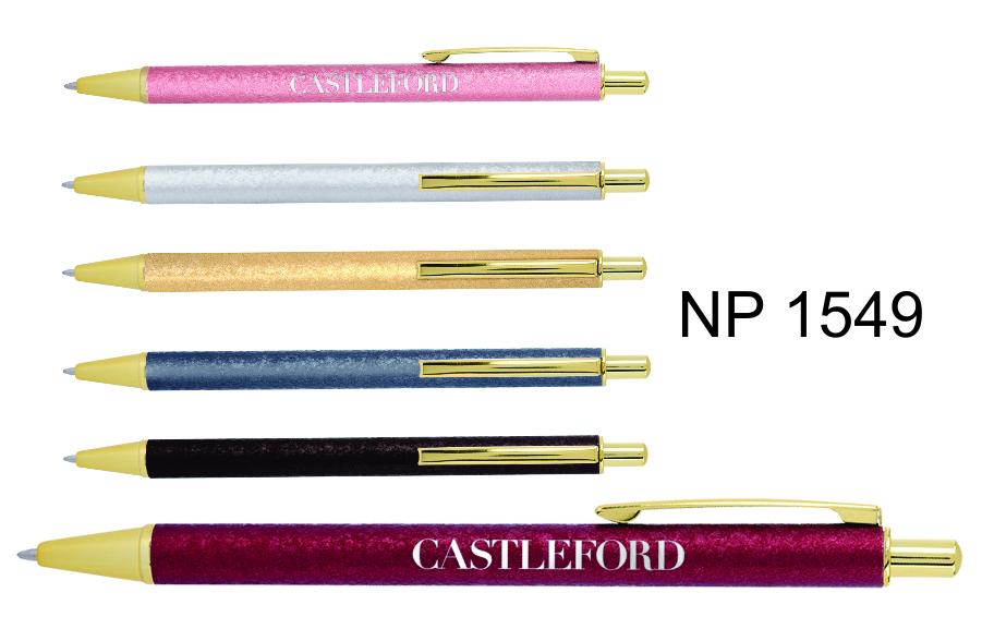 NP1549: The Metallic Frost Pen