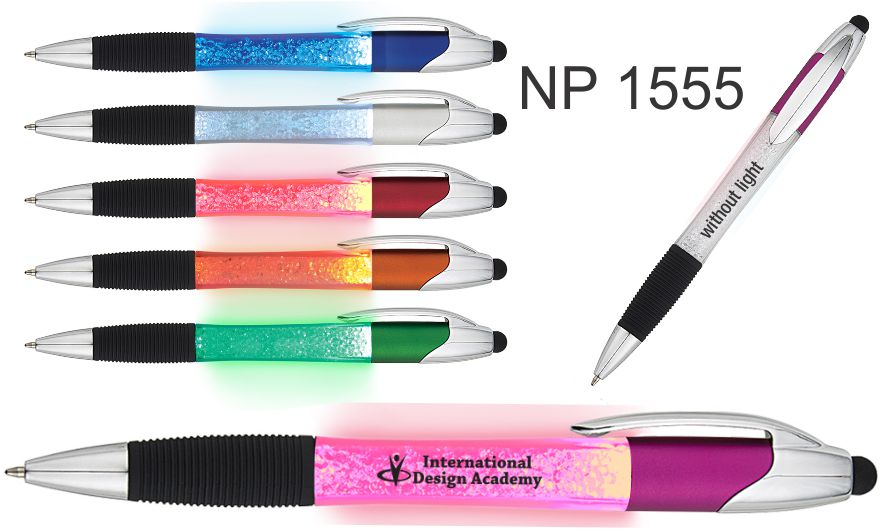 NP1555: The Crystalite Pen