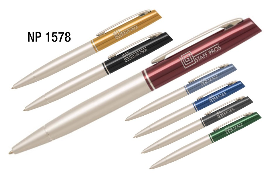 NP1578: The Coloured Top Pen