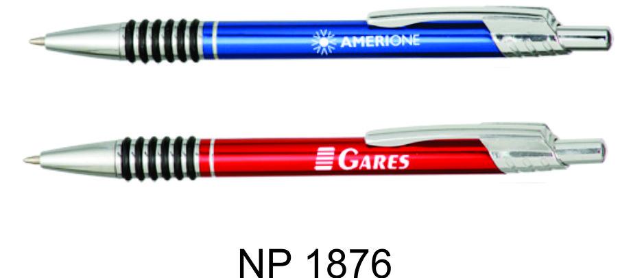 NP1758: The Executive Spiral Grip Pen