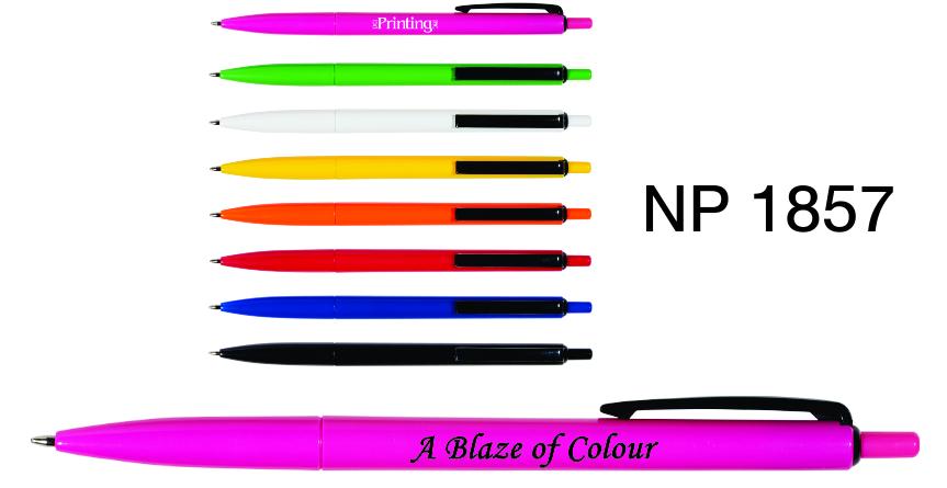 NP1857: The Summer Pen