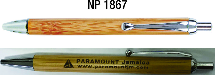NP1867: The Bamboo Pen