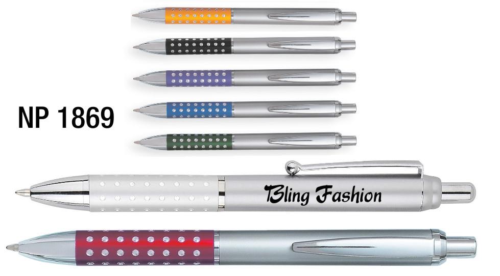 NP1869: The Diamond Grip Pen