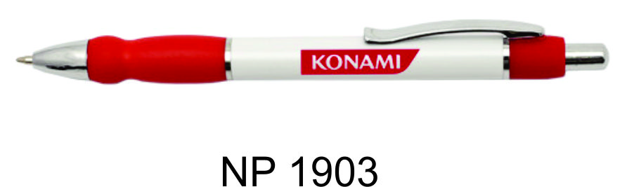 NP1903: The Soft Grip Pen